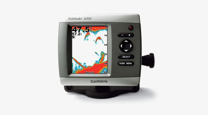 Garmin 400c fishfinder review
