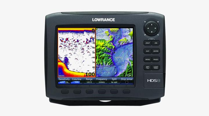Lowrance HDS 8 GPS WaterProof FishFinder Review
