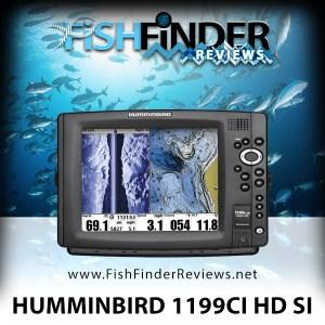 Humminbird 1199ci hd si