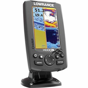 Lowrance Hook 4 Fish Finder