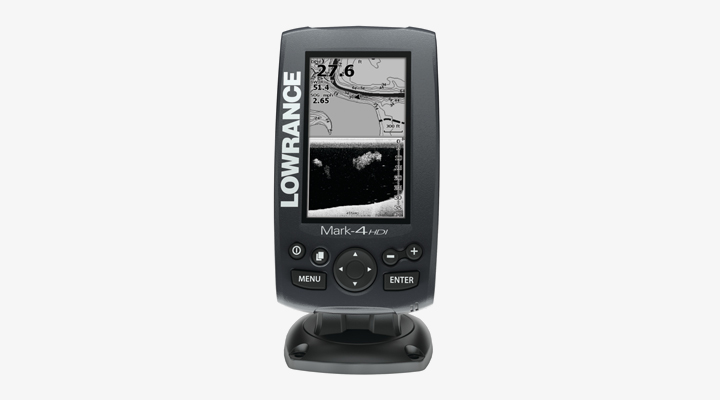 Lowrance Mark 4 HDI FishFinder Review