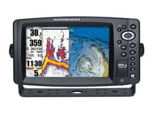 Hummingbird Fish Finder 900 Series