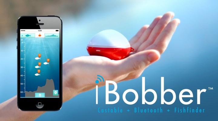 ibobber bluetooth fish finder