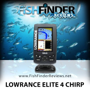 lowrance elite 4 chirp