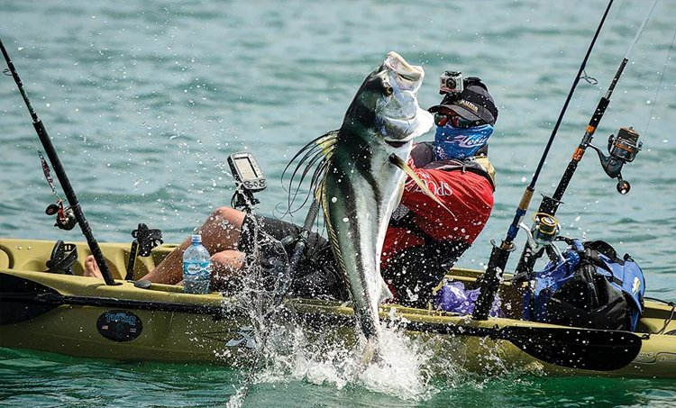 fish finder for kayak