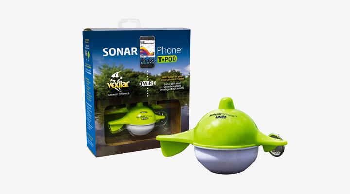 vexilar sonar phone review