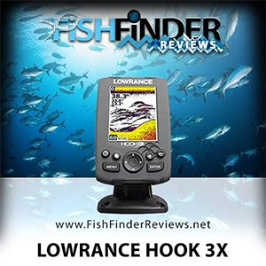 lowrance hook 3x fish locator