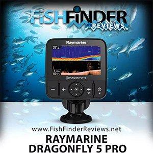 raymarine dragonfly 5 pro fish locator