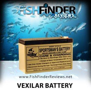 Vexilar Battery