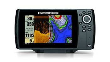 humminbird 409820-1 helix 7 fishfinder/gps with dual beam plus, Fish Finder