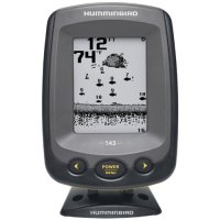 Humminbird 408940-1 Piranhamax 143 Single Beam Fishfinder
