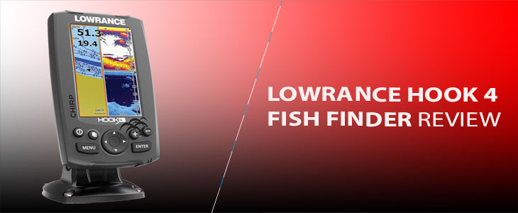 Lowrance Hook 4 Review