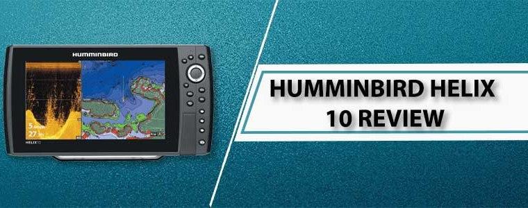 Humminbird Helix 10 Review: Best Down Imaging GPS Fishfinder Combo