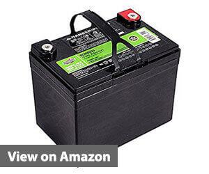 Sealed Lead Acid (AGM) Deep Cycle Battery