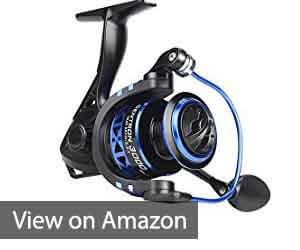 KastKing Summer and centron Spinning Fishing Reel Review, KastKing Summer and centron Spinning Fishing Reel