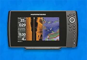 Humminbird helix 9, Humminbird helix 9 review