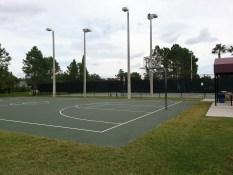 Osprey Club Tennis Court at FishHawk Ranch, FishHawk Ranch Real Estate, FishHawk Ranch Homes For Sale