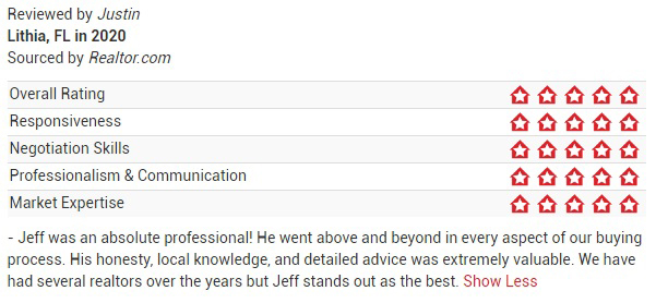 Jeff Gould Realtor.com Review_Justin