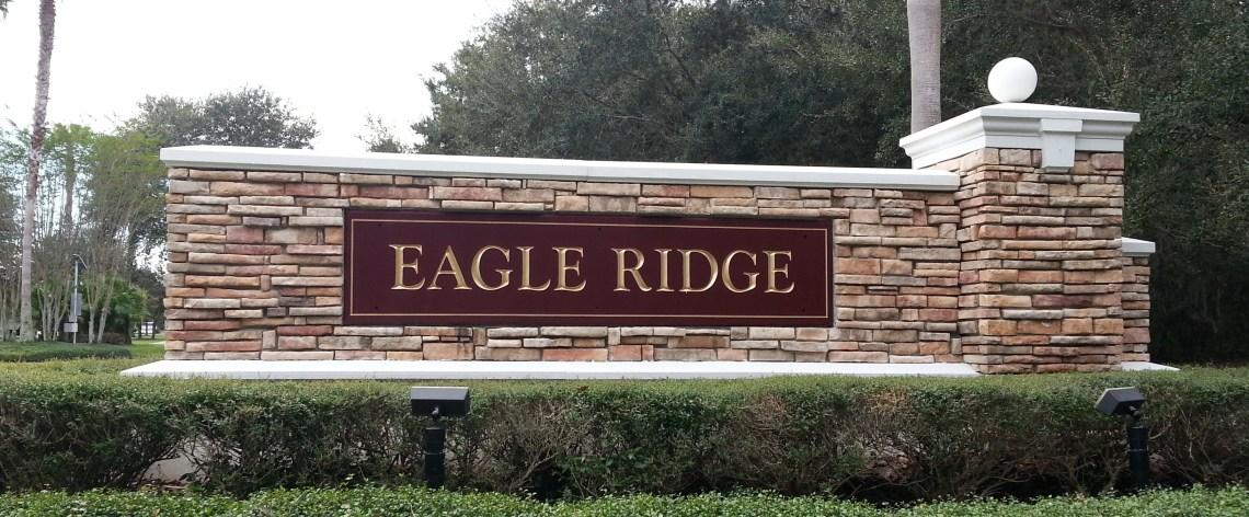 Eagle ridge for Fish hawk ranch