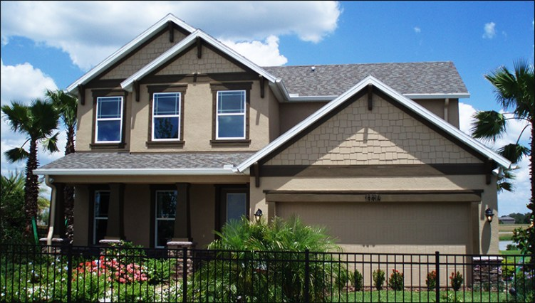 The Reserve at Pradera by Beazer Homes_Madison Model, New Construction