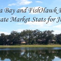 Tampa Bay and FishHawk Ranch Real Estate Market Stats for July 2017