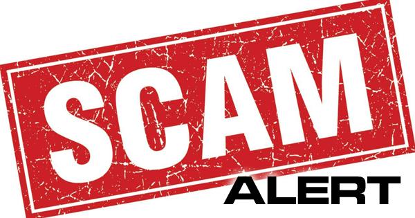 Real Estate Scam Alert