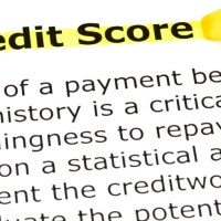 Dictionary Credit Score Image