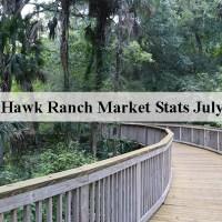 FishHawk Ranch Real Estate Market Stats for July 2021