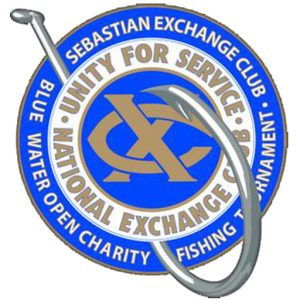 Sebastian Exchange Club, Fishing trouenment Seastian, Great Prizes Blue Water open