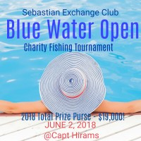 Blue Water Open Is Coming!!