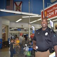 Shop with a cop, Salvation Army