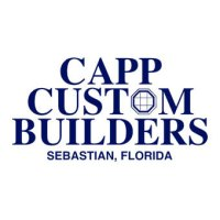 Capp Custom Builders Sponsor - 2020 BlueWater Open