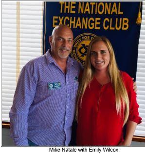 exchange club of sebastian, blue water open event host