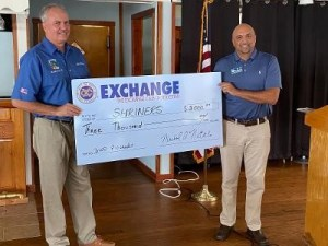 serbastian exchange club Shriners,