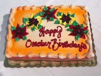 Birthdays, Sebastian Exchange Club Members