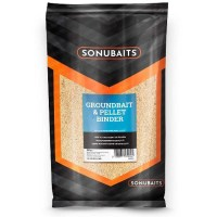 Groundbait & Pellet Binder SONUBAITS (1KG)