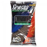 Pastura Sensas 3000 RIVER BLACK UK (1KG)