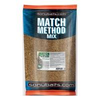 Pastura SONUBAITS Match Method Mix Dark (2KG)