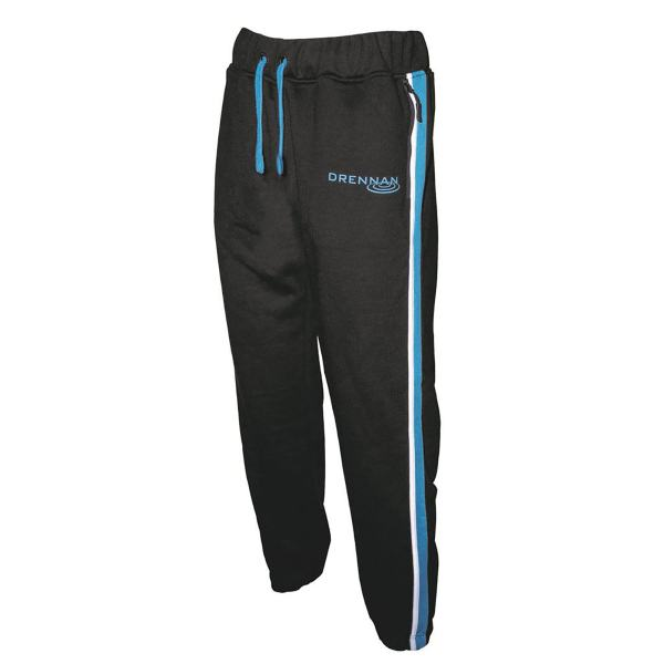 Pantalone Jogger Black New DRENNAN