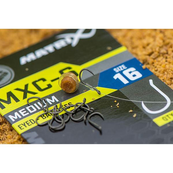 Ami MXC-6 Barbless Eyed (occhiello) MATRIX