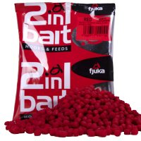 Pellet Innesco & Pasturazione FJUKA 2in1 (5mm) Red