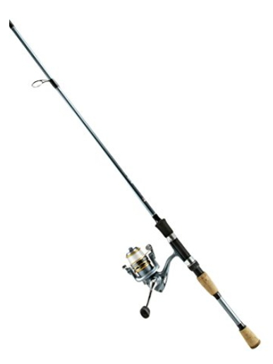 Okuma ROX Spinning Combo (Medium)