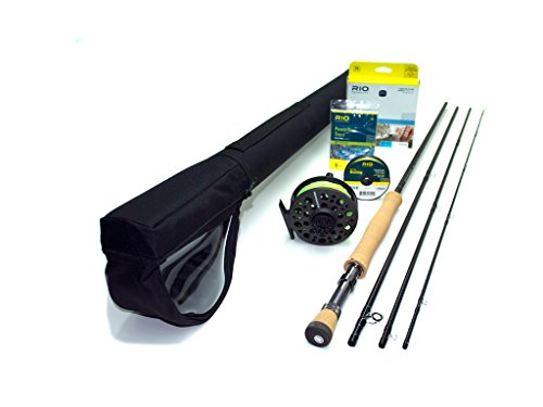 "Redington Path 890-4 Saltwater Fly Rod Outfit (9'0"", 8wt, 4pc)"