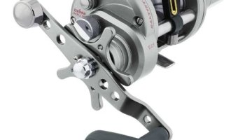Okuma Magda Pro Line Counter Levelwind Trolling Reel | Fishing Rod