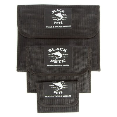 Black Pete Tackle Wallet Range