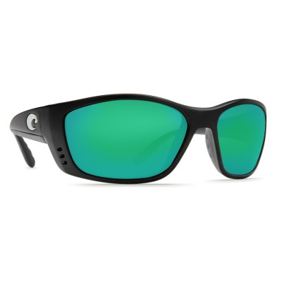 Costa Fisch Black Green Mirror Main