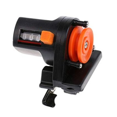 Hookem Depth Gauge Line Counter Side Front