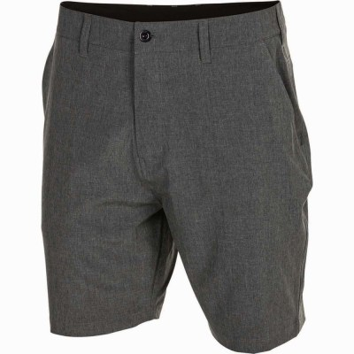 Shimano Ocea Walkshort Grey Side