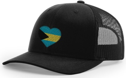 Bahamas Hat Black