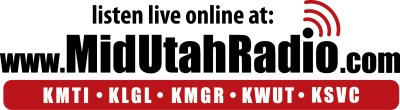 Mid-Utah Radio Official logo